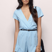 Valley Girl Romper