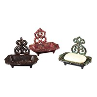 Set Of 3 Soap Dishes
