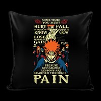 "Naruto Pain Learn Pillow Cover 16"" - TL00262PL"