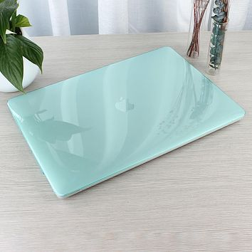 Crystal Transparent Hard Case Protect For Macbook Air