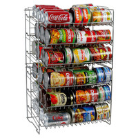 You should see this Six Shelf Canrack in Silver on Daily Sales!