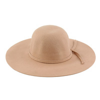 Tan Floppy Hat