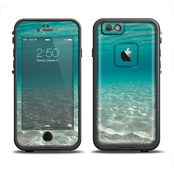 The Under The Sea Scenery Apple iPhone 6 LifeProof Fre Case Skin Set