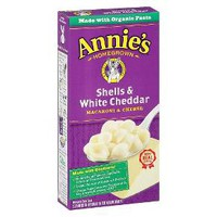 Annie's Shells & White Cheddar Macaroni & Cheese 6 oz