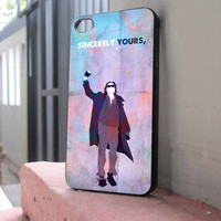 iPhone 4/4s 5 5c 5s case samsung galaxy s3 s4 case the breakfast club sincerely yours