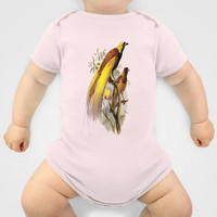 the,bird,of,paradise Baby Clothes by store2u