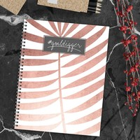 Blush Open-Dated Planner