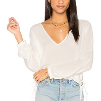 Stillwater Wilder Top in White | REVOLVE