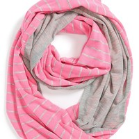 The Accessory Collective Stripe Infinity Scarf (Girls)