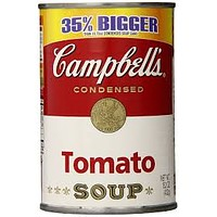 Campbell's Condensed Tomato Soup, 15.2 oz. Cans