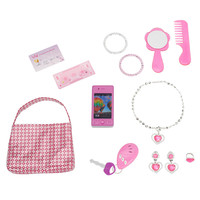 Dream Dazzlers Glam on the Go Fashion Playset - Pink