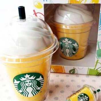Starbucks Cup 5200mAh Power Bank Phone Battery Charger