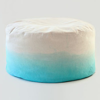 Hand Dyed Ombre Bean Bag Cover