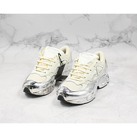 Morechoice Tuiw Raf Simons Adidas Ozweego 2 Women Sneaker Casual Running Shoes White Sliver