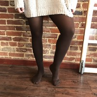 Solid Basic Tights