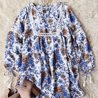 Dusty Blooms Dress