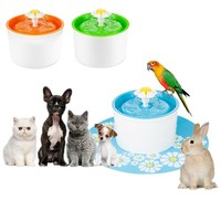 Automatic Cat Water Fountain Drinker Bowl Pet Water Dispenser Feeder Water Filter Drinking Fountain For Pet Cat Dog Bird Supply