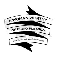 Woman Worthy of Being Pleased Necklace