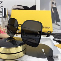 Fendi Woman Men Fashion Summer Sun Shades Eyeglasses Glasses Sunglasses created