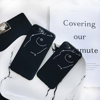 Iphone 6/6s On Sale Cute Stylish Hot Deal Apple Strong Character Sexy Relief Sculpture Iphone Soft Phone Case [11753264527]