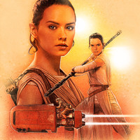 """Rey"" by Paul Shipper"