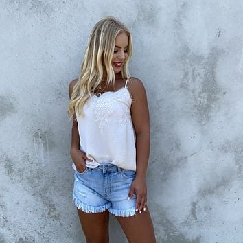More Than Ever Floral Lace Top