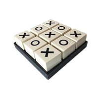 Tic Tac Toe Blocks
