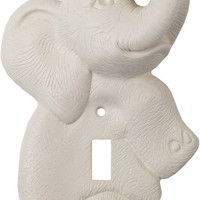 LUCKY ELEPHANT Switch Plates, Outlet Covers & Rocker Switchplates