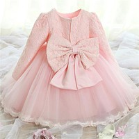 Baby Girl Lace Frocks