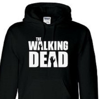The Walking Dead Hoodie Adult Sized  (Multi-Color Choices) Men/Women