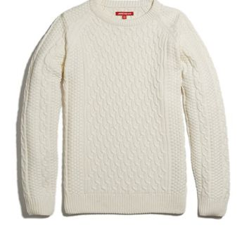 The Cable Sweater