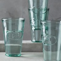 Stillwater Glasses by Anthropologie in Clear Size: Set Of 4 Glassware