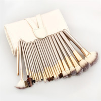 18Pcs Cosmetic Makeup Tool Brush Brushes Set Powder Eyeshadow Blush kit +PU Packing bag Sale