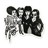 Ghoul Gang Sticker