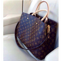 """LV"" shoulder bag female inclined shoulder bag B-LLBPFSH"
