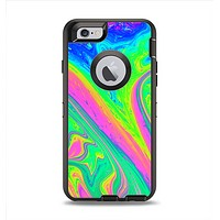The Neon Color Fushion V3 Apple iPhone 6 Otterbox Defender Case Skin Set