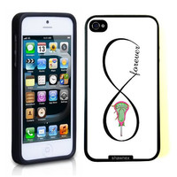 SudysAccessories Lacrosse Forever Lacrosse Infinity Forever Thinshell Case Protective iPhone 5 Case iphone 5S Case