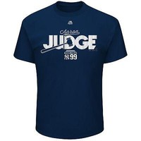 NY YANKEES AARON JUDGE GAVEL T-SHIRT NEW & OFFICIALLY LICENSED ADULT XXL