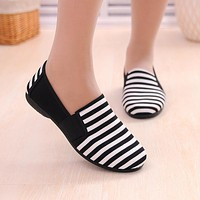 Cute Slip-on Cloth Shoes