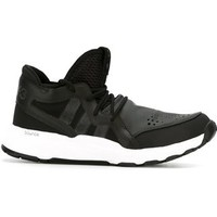 Y-3 Lace-up Sneakers - L'eclaireur - Farfetch.com