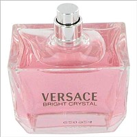 Bright Crystal by Versace Eau De Toilette Spray (Tester) 3 oz for Women