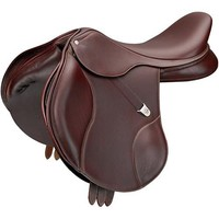 Next Generation Bates Elevation Deep Seat Saddle - Covered Leather | Dover Saddlery