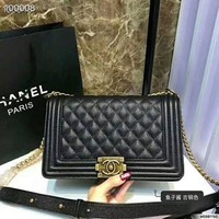 2019 New Arrival Hot Sale Black Shoulder Bag