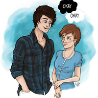 The Fault In Our Stars Art Print by Laia™