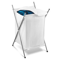 Honey Can Do Folding Hamper with Cover