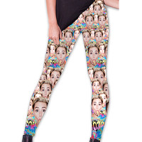 Miley Cyrus Official Store | Allover Ice Cream Leggings