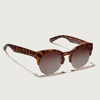 Retro Tortoise Sunglasses