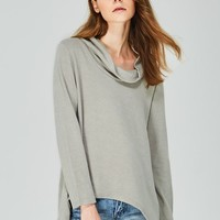 Cupshe Cafe Lumiere Solid Top