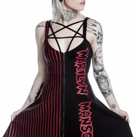 Cryptorchid Harness Dress [B]