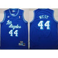 La Lakers 44 Jerry West Swingman Jersey